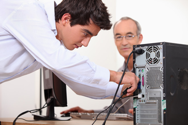 Computer Repairs at Your Business in and near Naples Florida