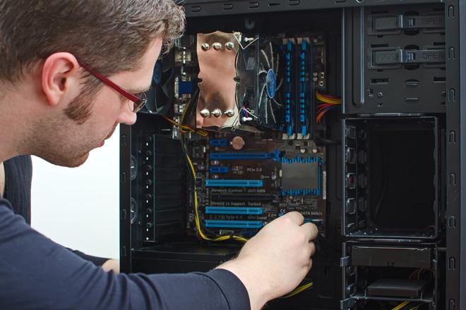 Desktop Computer Repairs in and near Naples Florida