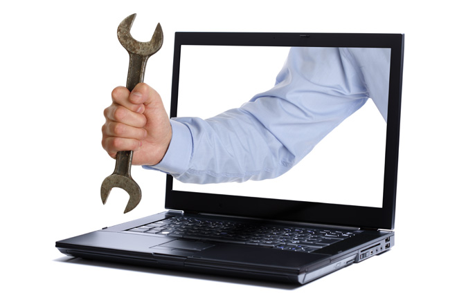 Laptop Computer Repairs in and near Naples Florida
